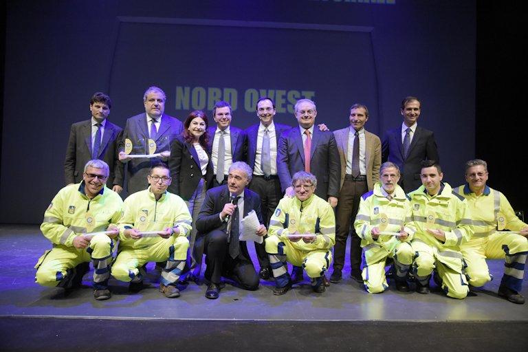 Cantoniere 2017 - Premiazione Coordinamento Territoriale Nord Ovest