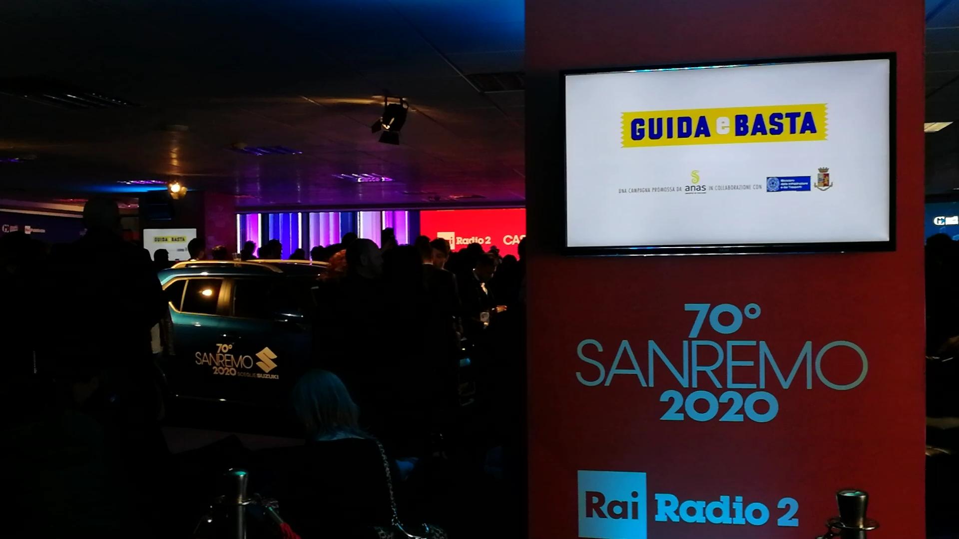 Anas GUIDAeBASTA Sanremo