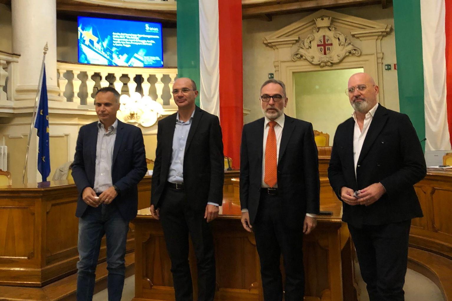 Presentazione lavori di prolungamento SS9 Tangenziale di Reggio Emilia