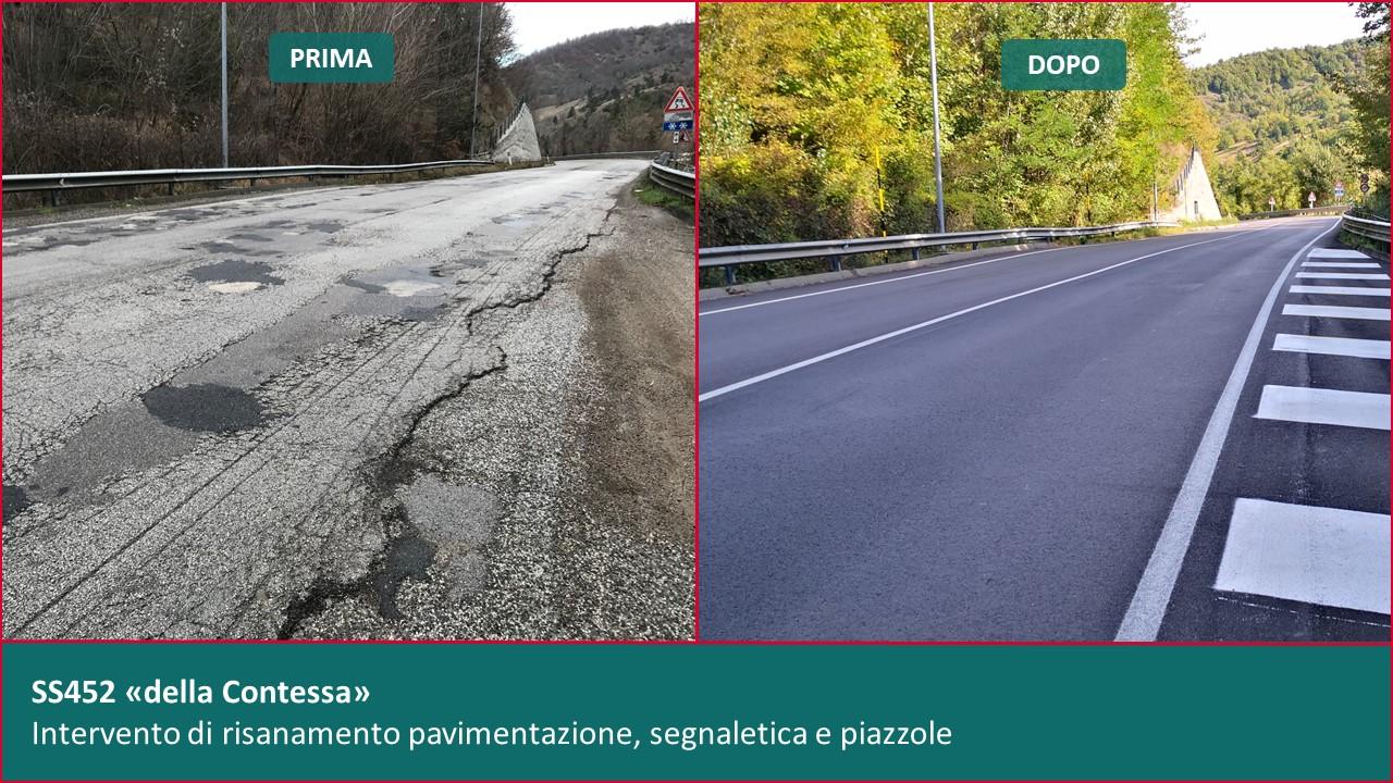 Umbria Rientro Strade