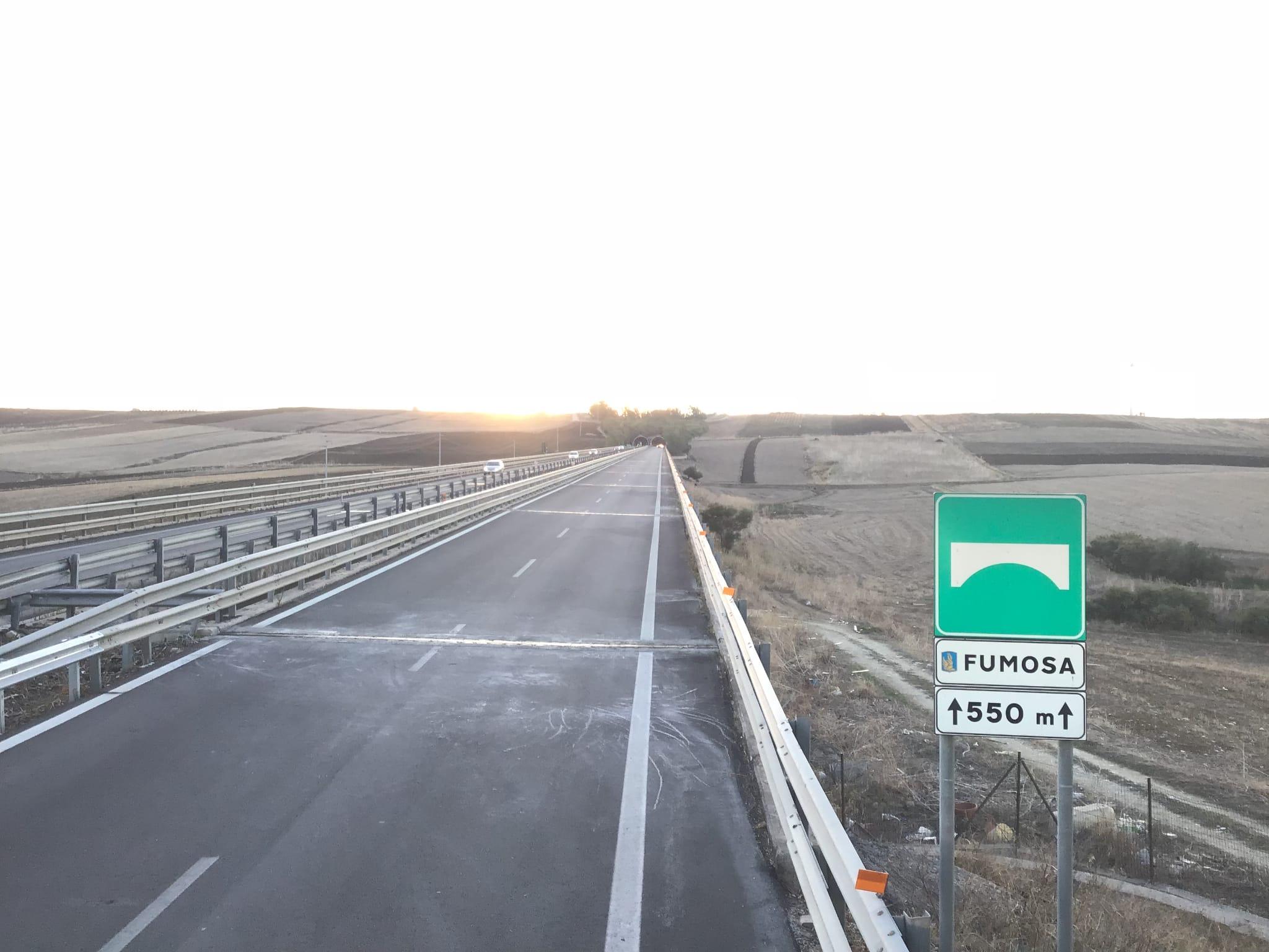 Viadotto Fumosa