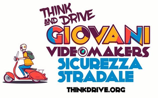 Immagine sulla campagna 'Think and drive'