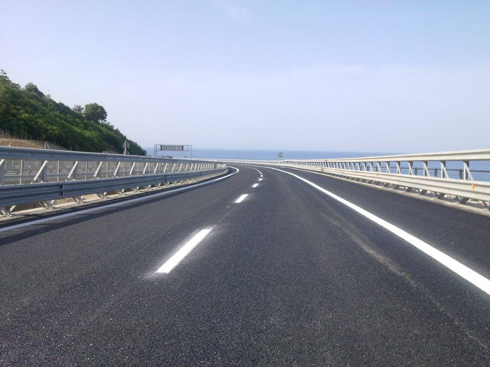 Autostrada del Mediterraneo, tratto autostradale Altilia-Falerna