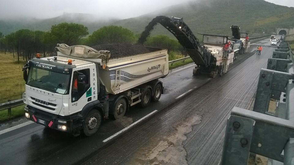 Autostrada del Mediterraneo, lavori Piano manutenzione tra Morano e Frascineto
