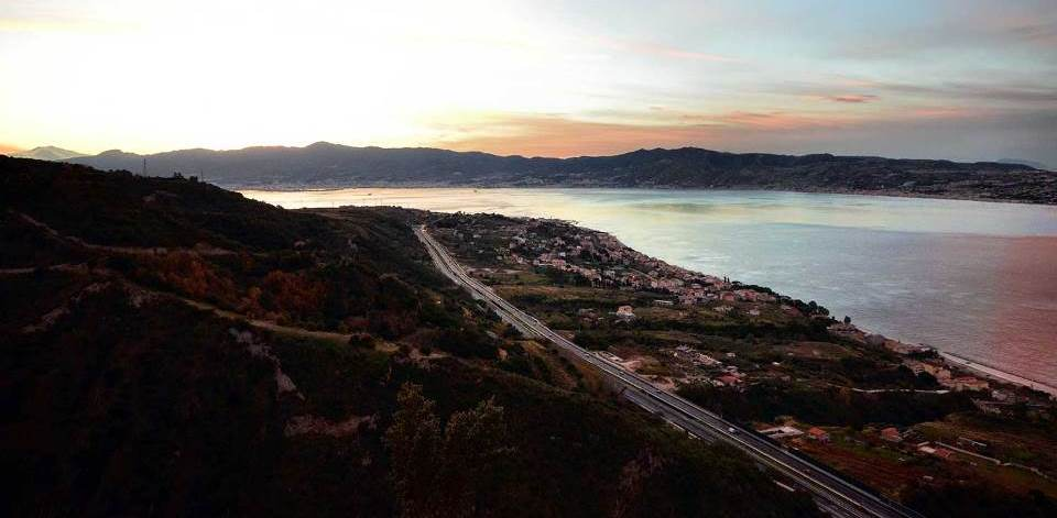 Autostrada del Mediterraneo, panorama