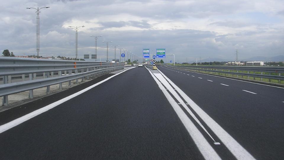 Immagine dello svincolo GRA - Autostrada Roma-Fiumicino