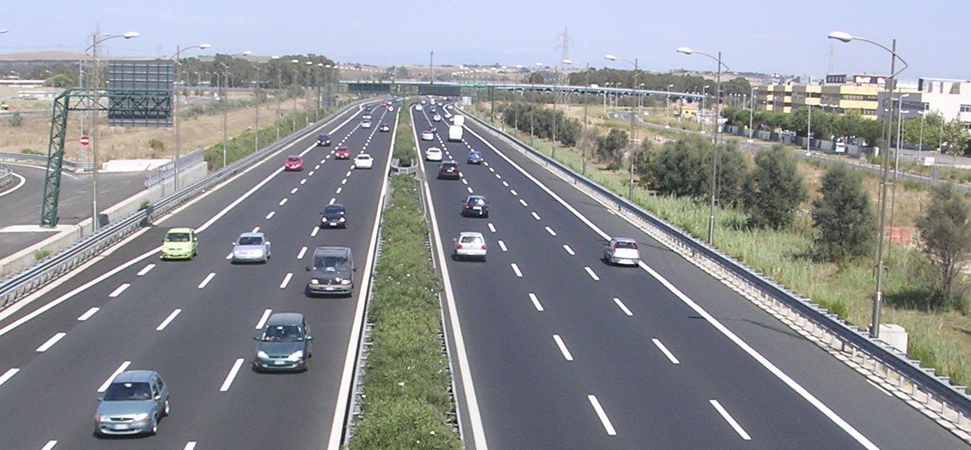viabilità autostrada