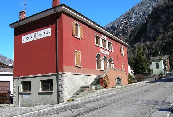 Anas Casa Cantoniera Campodolcino