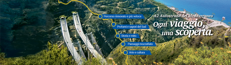 copertina campagna autostrada Mediterraneo