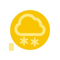 Icona comunicati meteo neve
