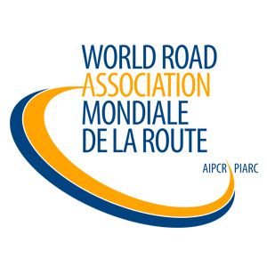 Logo della World Road Association Mondiale de la Route