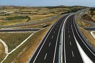 Immagine di un tratto autostradale