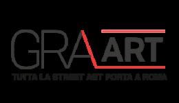 Banner graart tutta la street art porta a Roma - naviga al sito esterno graart.it
