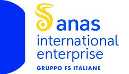 Banner Anas international enterprise gruppo fs italiane - naviga al sito esterno anasinternational.com