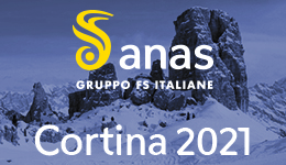 Cortina2021 banner brings to external webpage anaspercortina2021.it