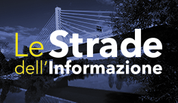 Strade dell'informazione banner brings to external website lestradedellinformazione.it