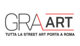 GRAArt banner brings to external website graart.it