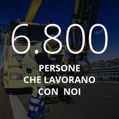 6800 persone che lavorano con noi - naviga alla pagina le persone