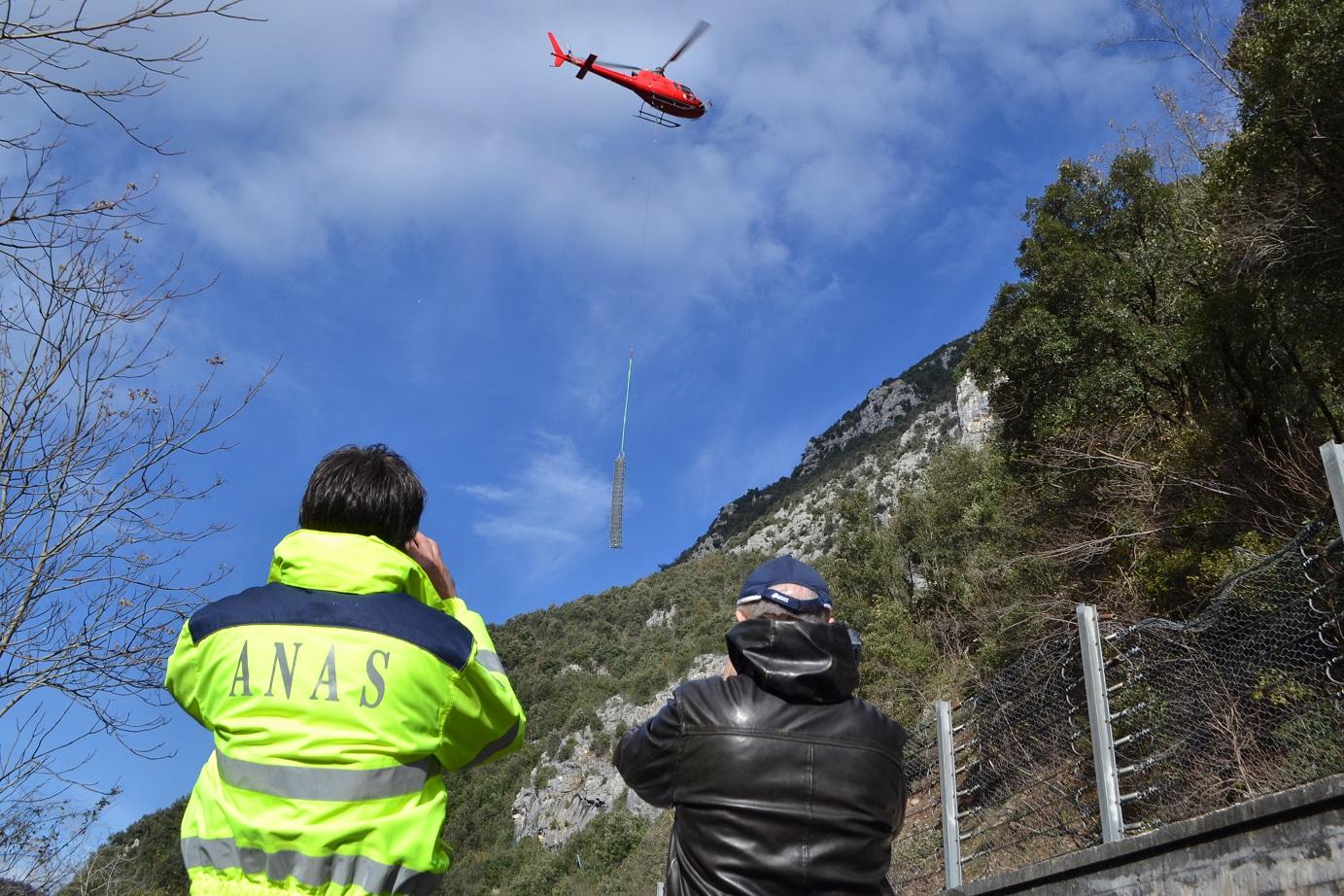 Interventi Anas sisma centro Italia