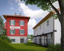 Render casa cantoniera