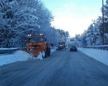 Neve SS107 - Calabria