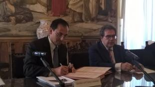 Catania firma smart city