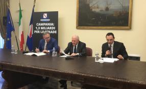 Convenzione Anas - Regione Campania