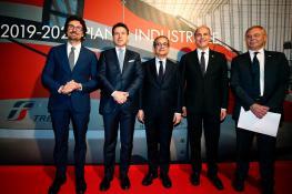 Presentazione Piano industriale FS Italiane