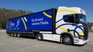 truck #congiunzioni Anas