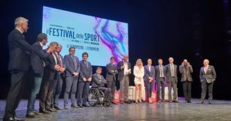 Inaugurazione Festival dello sport