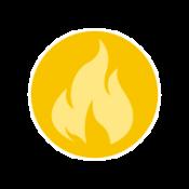 Icone comunicati incendi