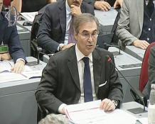 Massimo Simonini in audizione Commissioni Riunite alla Camera, 16 gennaio 2020