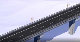sensori ponti viadotti