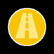 Icona comunicati strade