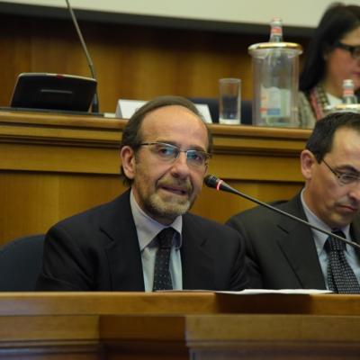 """Corso di specializzazione per giornalisti  """"Connettere Italia"""" - Riccardo Nencini"""