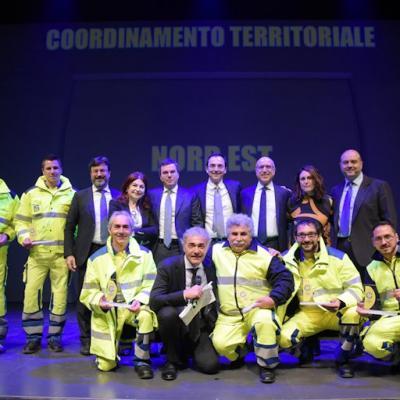 Cantoniere 2017 - Premiazione Coordinamento Territoriale Nord Est
