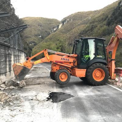 Sisma Centro Italia, Umbria ,terremoto , SS685,