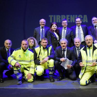 Cantoniere 2017 - Premiazione Coordinamento Territoriale Tirrenica
