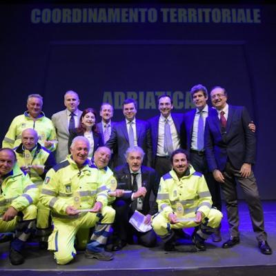 Cantoniere 2017 - Premiazione Coordinamento Territoriale Adriatica