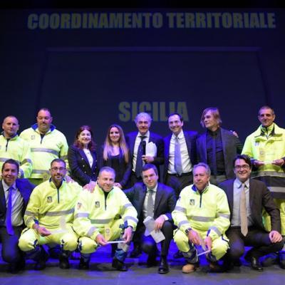 Cantoniere 2017 - Premiazione Coordinamento Territoriale Sicilia
