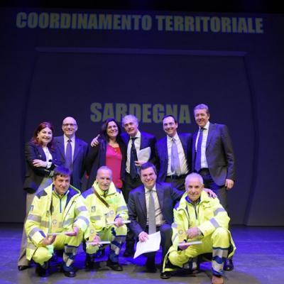 Cantoniere 2017 - Premiazione Coordinamento Territoriale Sardegna