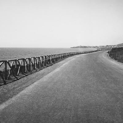 Lazio strada statale 1 'Via Aurelia' - Santa Marinella (RM) 1930