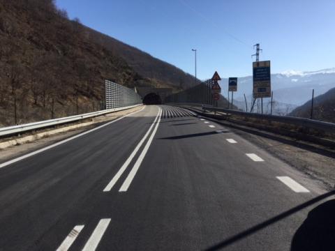 Itinerario Norcia-Arquata del Tronto