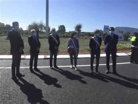 Sardegna - Nuova SS195 Sulcitana, apertura al traffico lotto 3