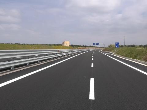 """Strada statale 96 """"Barese"""", tratto tra Toritto e Modugno"""