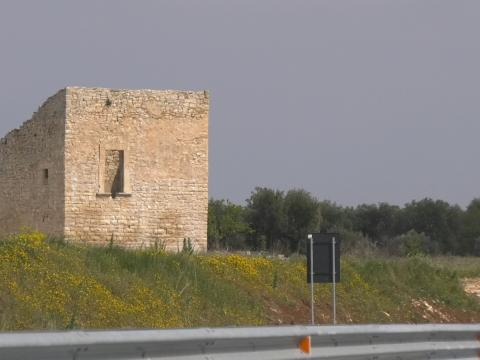 "Strada statale 96 ""Barese"", Torre San Vincenzo"