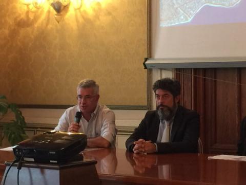 Ing. Carlo Muscatello e Ing. Giuseppe Ferrara