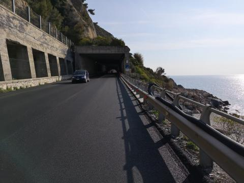 Ripristino di 1 Km di asfalti al Malpasso (SV)