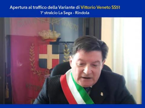 Antonio Miatto - Sindaco di Vittorio Veneto