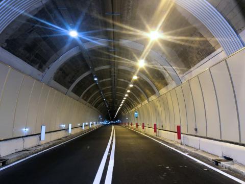 """Apertura tratto strada statale 743 """"Nerico – Bellamuro"""""""